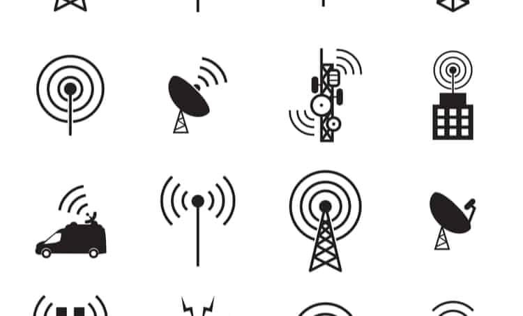 Antenna graphic