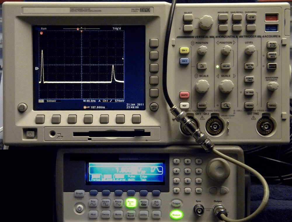 Time-domain reflectometer