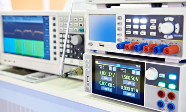 Spectrum analyzer device