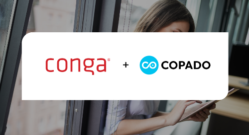 How Conga Powers Transformation with Copado