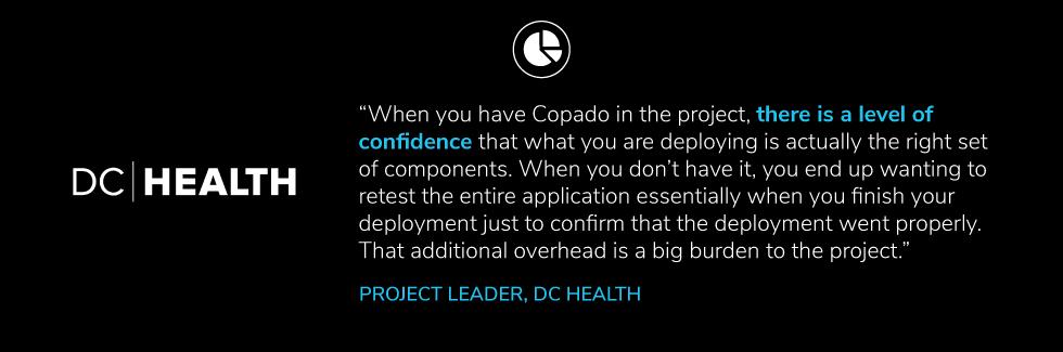 DC Health Copado Review