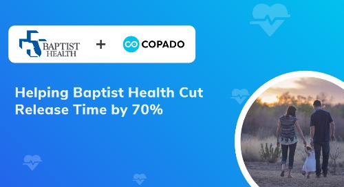 Helping Baptist Health Cut Release Time by 70% | Copado DevOps