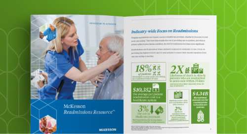McKesson Readmissions Resource™ playbook
