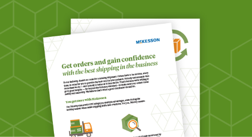 Get orders & gain confidence with the best shipping in the business