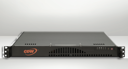 Custom MBX Server Helps CDW Build Managed Services Business