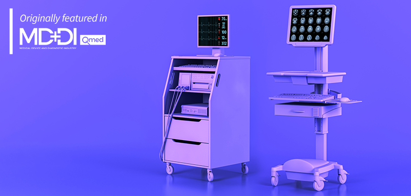 purpose built medical devices and medical carts