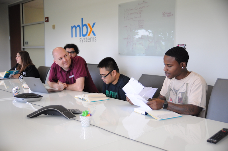 MBX Systems book club