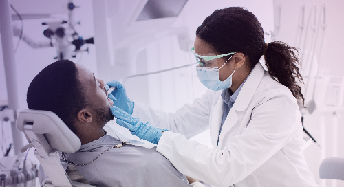 Dental claim review expertise nets significant savings with minimal abrasion for large dental payer