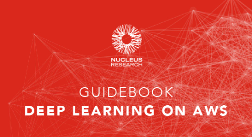 Research Guidebook: Deep Learning on AWS
