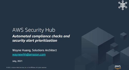透過 AWS Security Hub 做雲端資安快篩_PDF