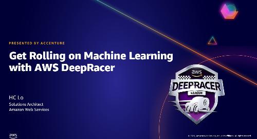 使用 AWS DeepRacer 開始機器學習