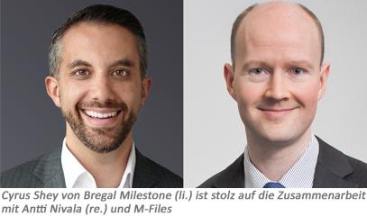 M-Files annonce une levée de fond de 67 M € grâce à Bregal Milestone pour accompagner sa croissance.
