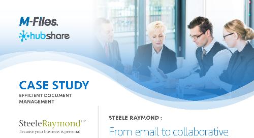 Case Study: Steele Raymond