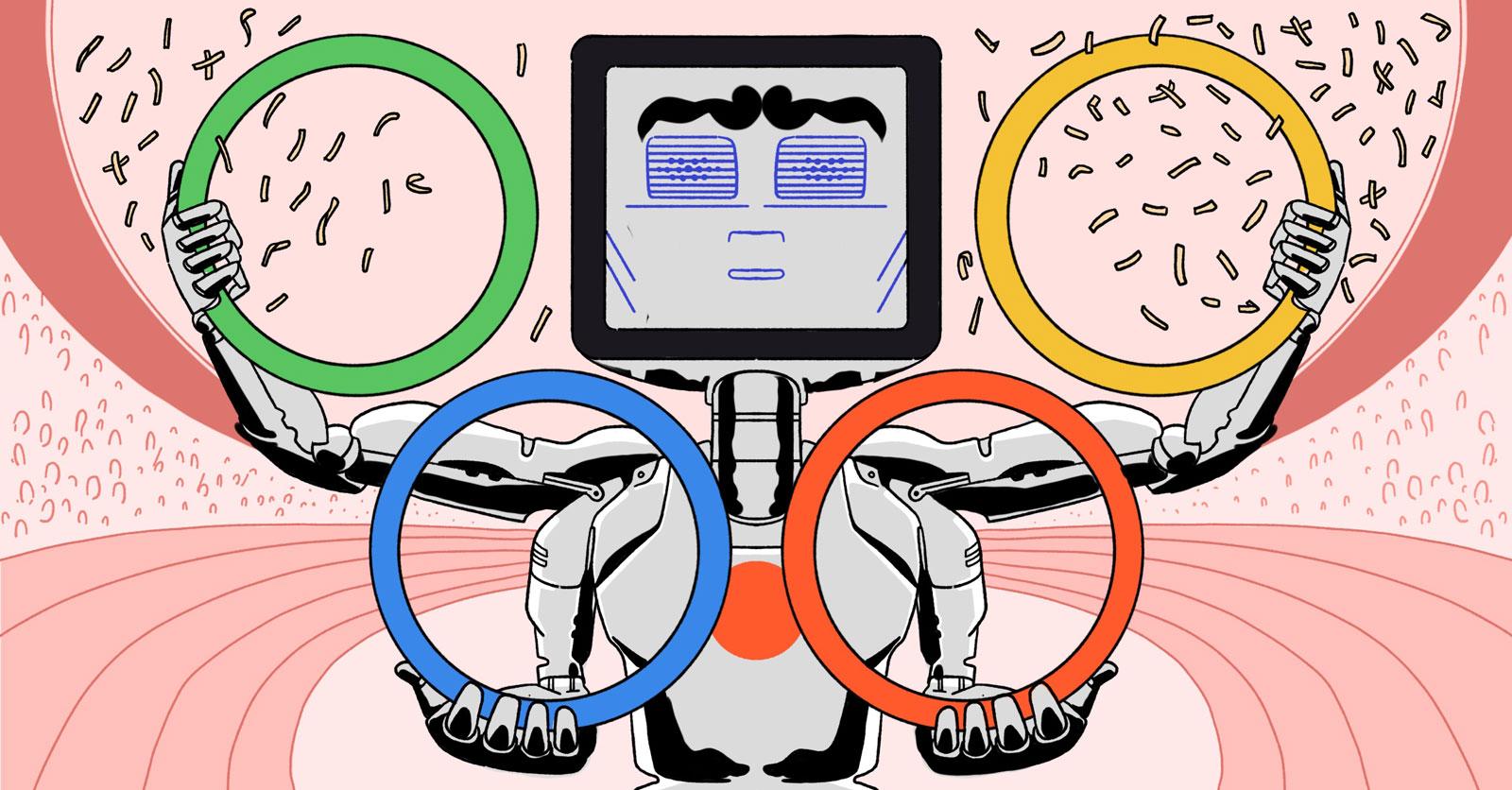 5 Wege, wie KI die Olympischen Spiele 2021 in Tokio verändern wird