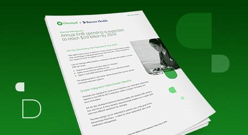 Maximizing EHR Integration: Solution Brief