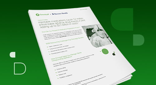 Controlling IV Safety: Solution Brief
