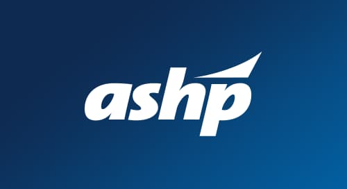 ASHP Guidelines on Preventing Diversion of Controlled Substances
