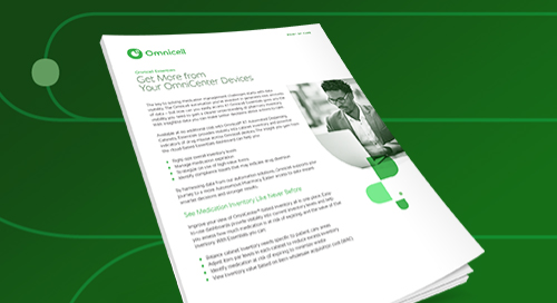 Omnicell Essentials Overview