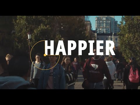 Research for a Happier Canada - Thriving Organizations and Societies at Telfer