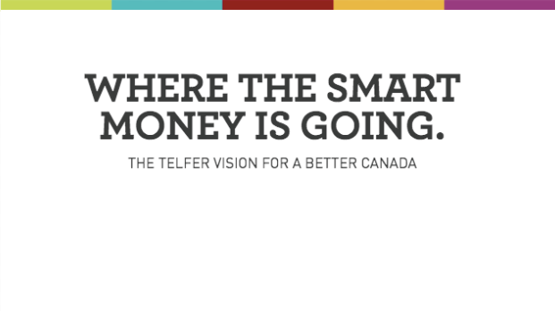 The Telfer Vision For a Better Canada
