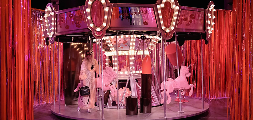 29Rooms — an example of an experiential marketing campaign from Refinery29