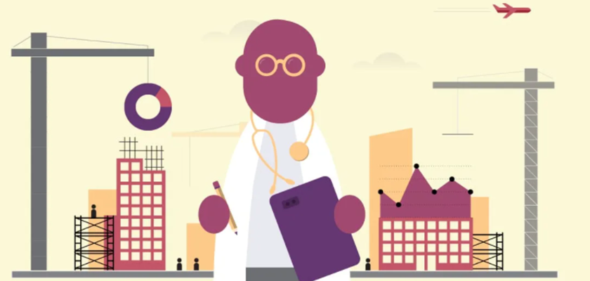 data visualization transforming health industry