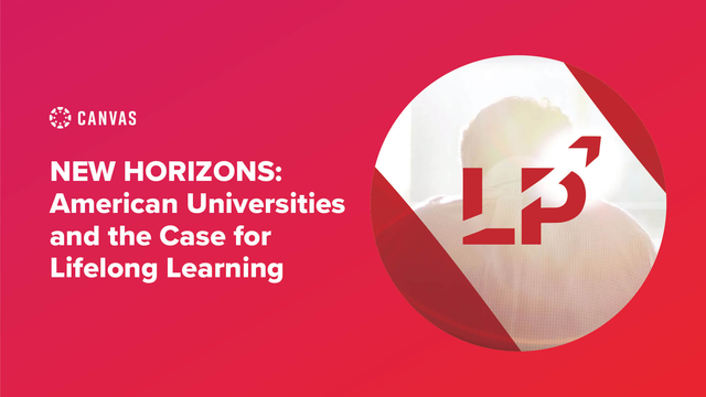 American Universities and the Case for Lifelong Learning