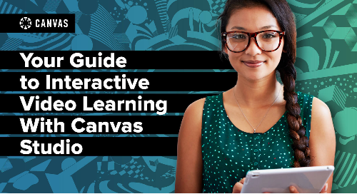 Canvas Studio Guide: K-12 Edition