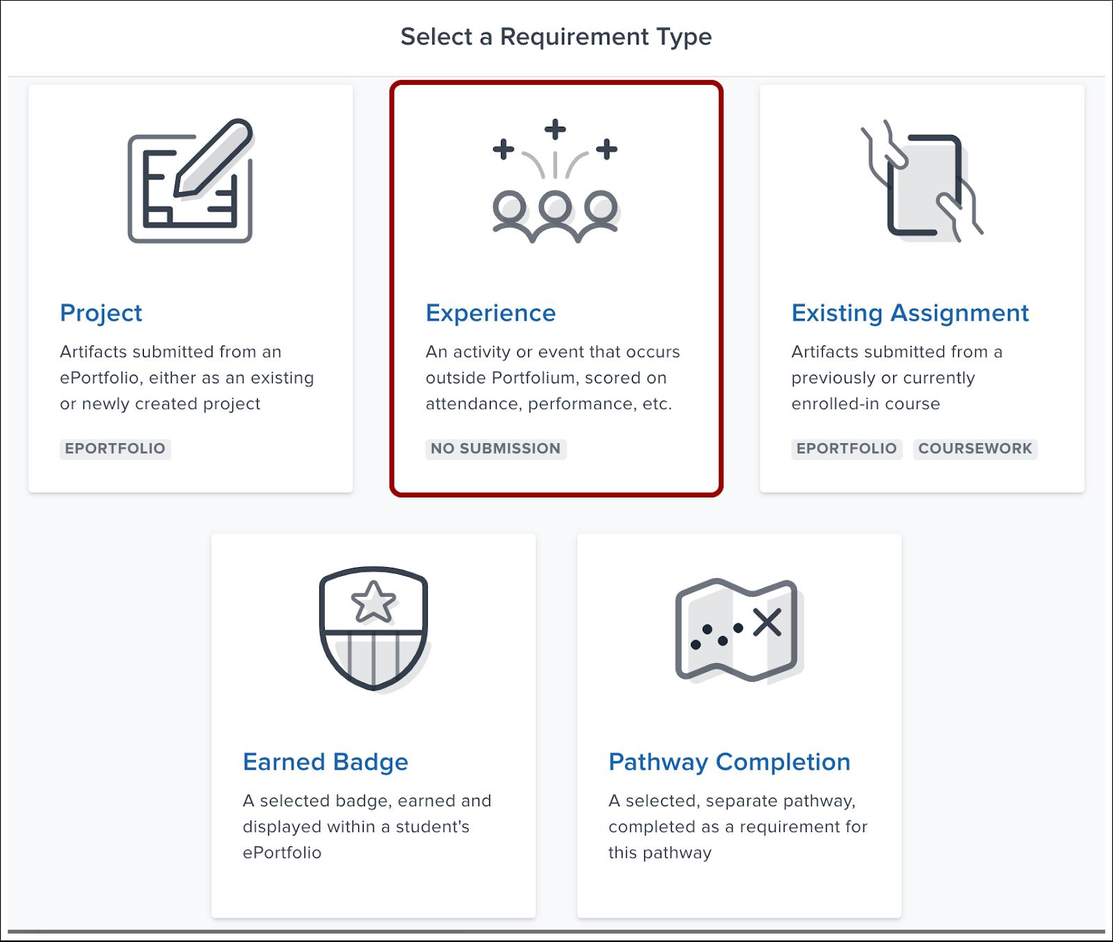 Product Portfolium Screenshot