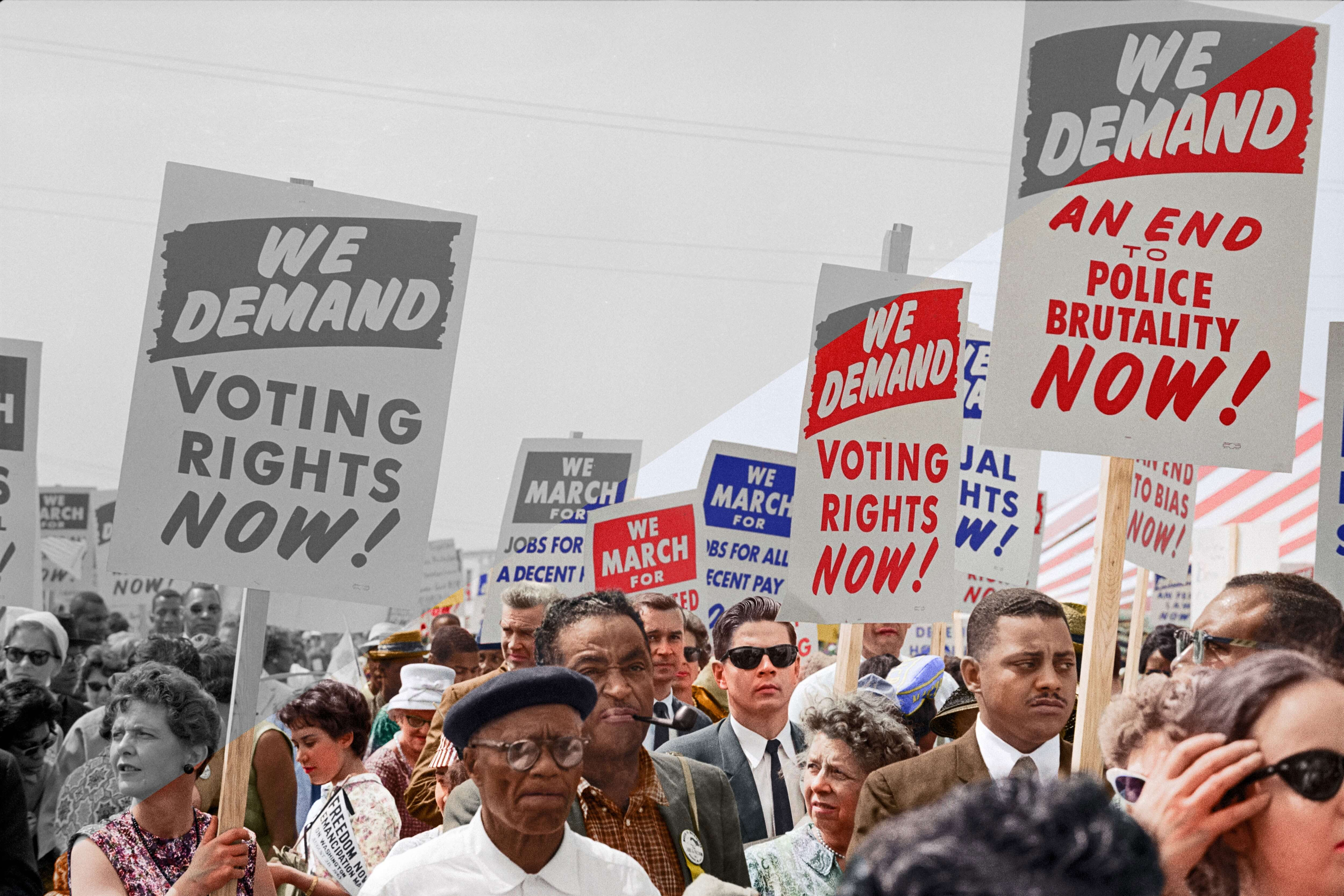 History voting rights