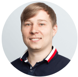 Serhii Tkachenko, CEO of Unicheck