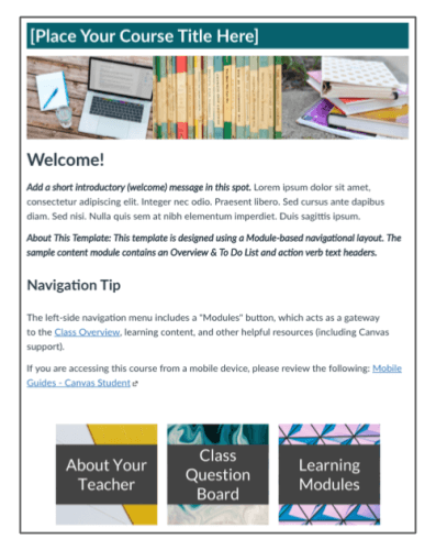 Ready-Made-Home-Page-Sample