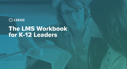 The LMS Workbook K-12 Leaders