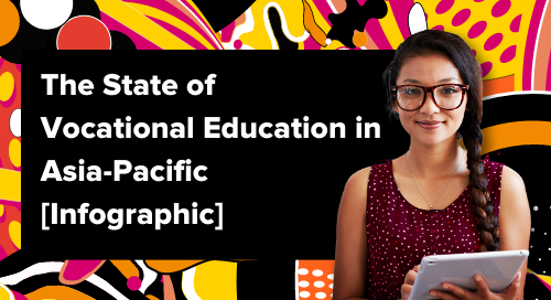 State Of Vocational Education in Asia-Pacific | Infographic