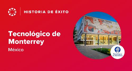 Canvas y el ecosistema tecnológico del Tec de Monterrey - México