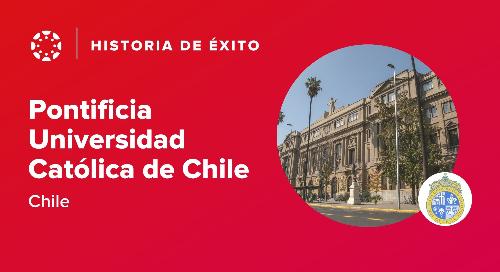 Canvas y la transformación digital de la UC - Chile