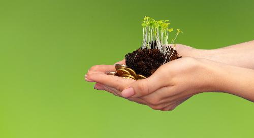 Pour un Canada plus vert grâce à l'investissement durable : Rencontre avec le diplômé de Telfer Sean Sirois