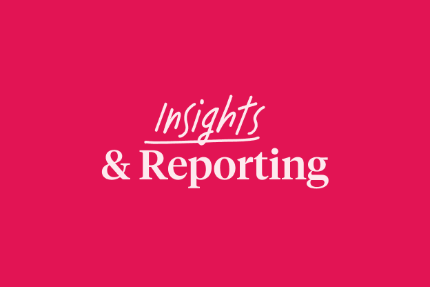 Insights & Reporting - ENG