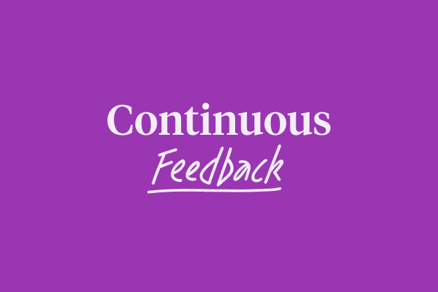 Continuous Feedback - PERF