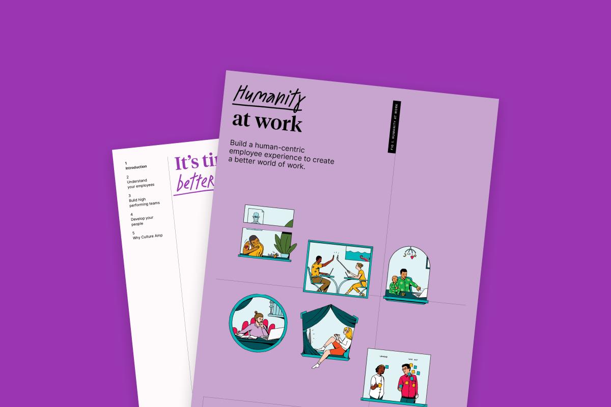 Humanity at work ebook