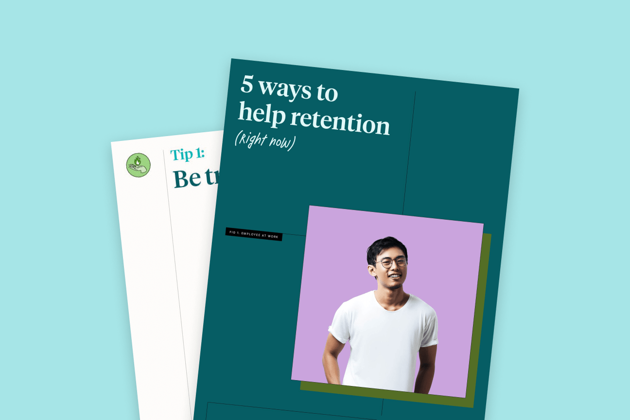 5 ways to help retention (right now)