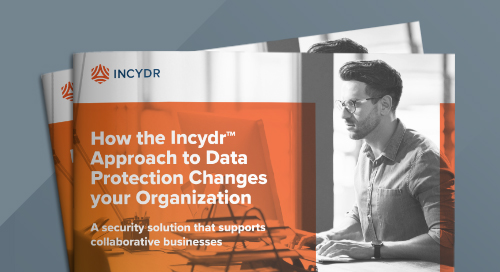 How the Incydr™ Approach to Data Protection Changes Your Organization
