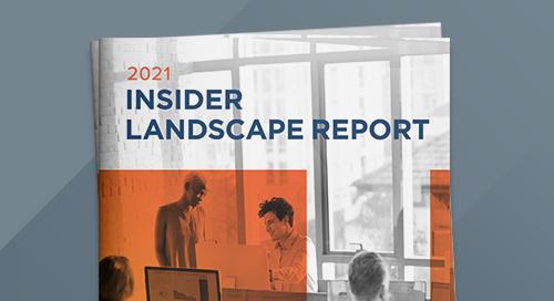 2021 Insider Landscape Report
