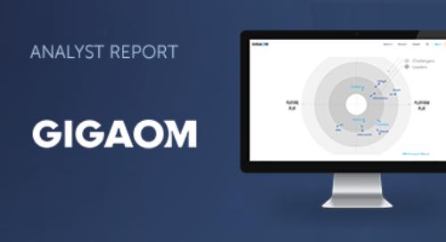 GigaOm Radar for Data Catalogs