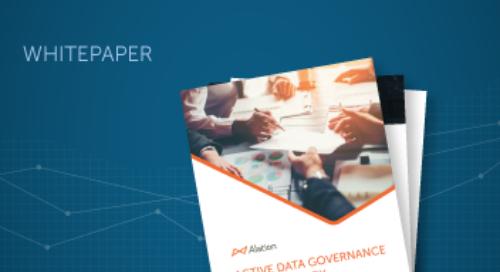 Active Data Governance Methodology