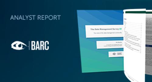 BARC Data Management Survey