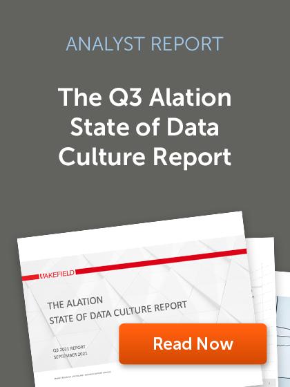 State of Data Culture Report, Q3 2021