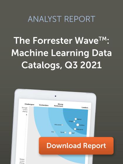 Forrester Wave Data Governance Solutions, Q3 2021