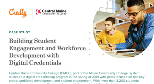 Building Student Engagement and Workforce Development with Digital Credentials