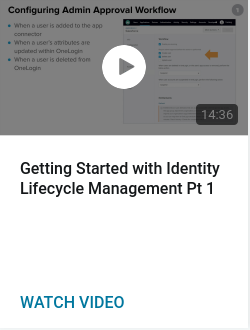 Getting Started with Identity Lifecycle Management Pt 1